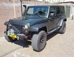 Grill Jeep Wrangler JK Bird/nieuw