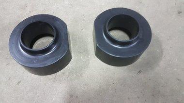 Verhogingset XJ/ZJ   2 stuks 1.75 inch/nieuw