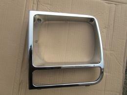 Grill-hoek LV 96-01 chrome XJ/nieuw