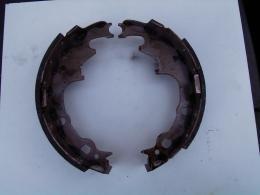 Remschoenset 9 inch XJ/ZJ/nieuw