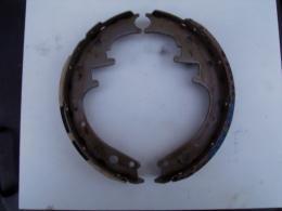 Remschoenset 10 inch XJ/ZJ/nieuw