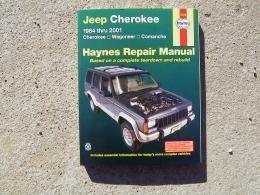 Boek Werkplaats XJ 1984-2001 Haynes/nieuw