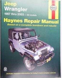 Boek Werkplaats YJ 1987-2011 Haynes/nieuw