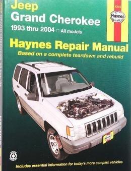 Boek Werkplaats ZJ 1993-2004 Haynes/nieuw