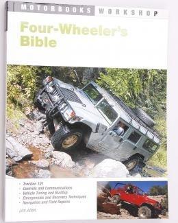 Boek Four-wheelers Bible/nieuw