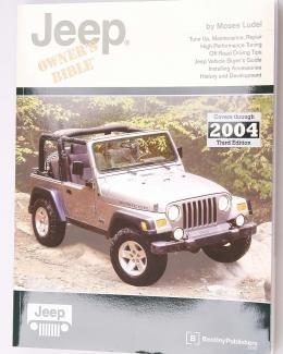 Boek Jeep Owners Bible/nieuw