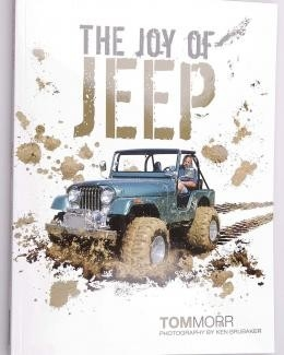 Boek The Joy of Jeep/nieuw
