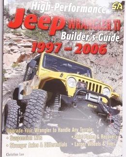 Boek Jeep Wrangler TJ/nieuw
