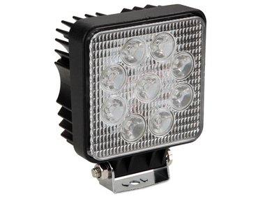 Werklamp led 110*110/nieuw