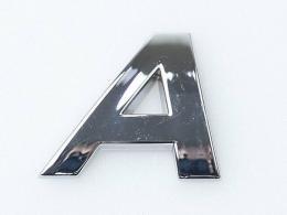 Embleem Letter A/nieuw