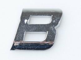 Embleem Letter B/nieuw