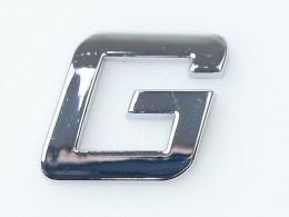 Embleem Letter G/nieuw