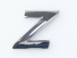 Embleem Letter Z/nieuw