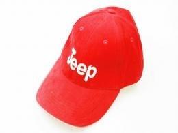 Cap-12 (Jeep Rood)/nieuw