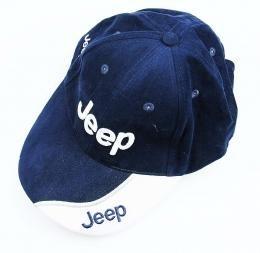 Cap-3 (Jeep Blauw/Wit)/nieuw