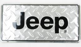 Kentekenplaat Jeep-5/nieuw