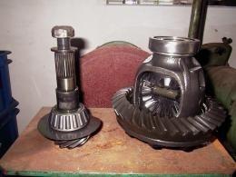 Ring+Pion vooras dana-30 XJ/gebruikt