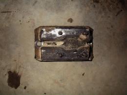 Automaatbak rubber XJ/gebruikt