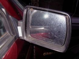 Spiegel Rechts hand 85-96 XJ/gebruikt