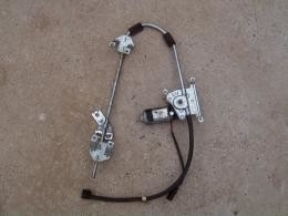Raammechaniek LV elec. 85-96 XJ/gebruikt