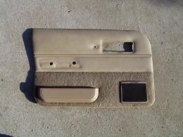 Portier Paneel LV-4 deurs 85-96 XJ/gebruikt