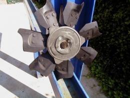 Koelvin mechanisch 85-92 XJ/gebruikt