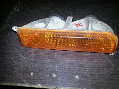 RAW oranje RV 96-01 XJ/gebruikt