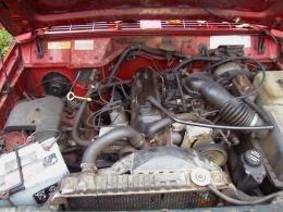Motor kaal 2.5 92-96 XJ/gebruikt