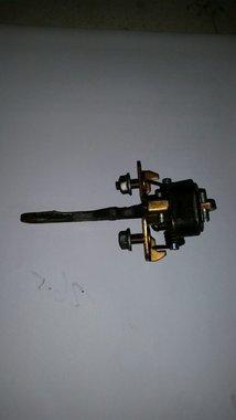 Deurvanger achter 96-01 XJ/gebruikt
