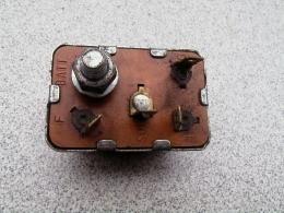Hoofdstroom relais 85-92 XJ/gebruikt