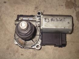 Achterklep Ruitenwisser motor (open glas) ZJ/gebruikt