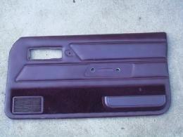 Portier Paneel RV 2-deurs 85-96 XJ/gebruikt