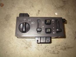 Lichtschakelaar 1995-1998+binnen+koplampverstel+mist+verstraler ZJ/gebruikt