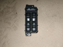 Deurschakelpaneel 1993-1995 LV ZJ/gebruikt