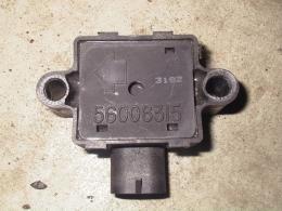 Airbag sensor achterbank-binnen ZJ/gebruikt
