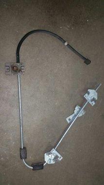 Raammechaniek LA hand. 85-96 XJ/gebruikt