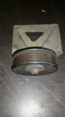 Airco pomp beugel 1992-1996 XJ/gebruikt