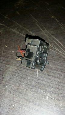 Lichtschakelaar connector 84-92 XJ/gebruikt