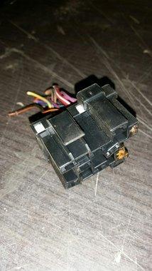 Lichtschakelaar connector 92-96 XJ/gebruikt