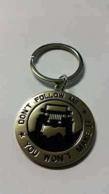 Sleutel Don't Follow me/nieuw