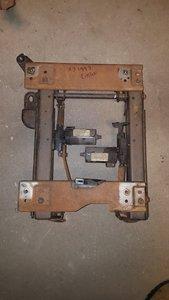 Stoel electrisch mechaniek Links model 97 XJ/gebruikt